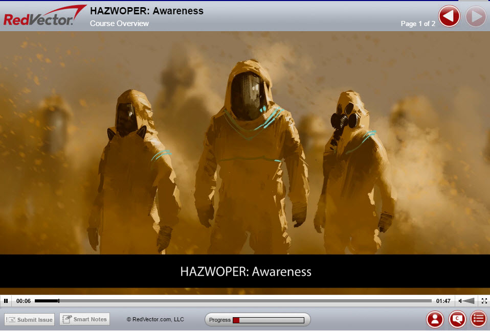HAZWOPER: Awareness