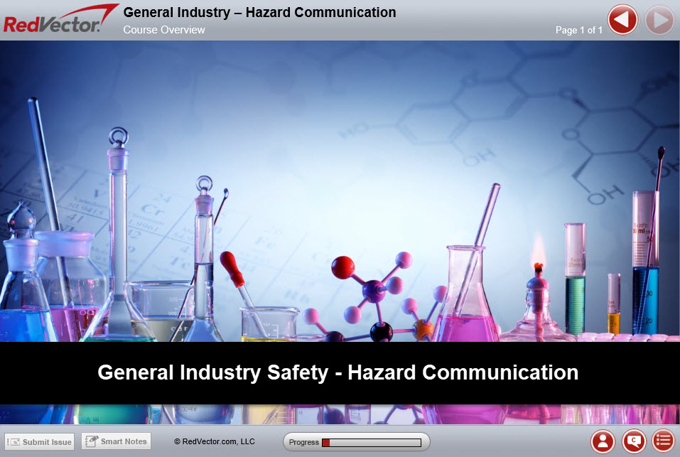 General Industry Safety - Hazard Communication