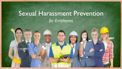 Sexual Harassment Prevention for Employees (AB1825 & AB2053)